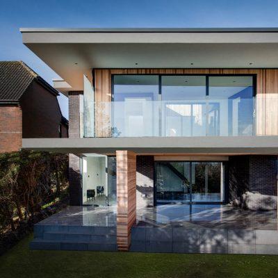 Aluminium patio doors premium