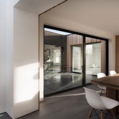 Premium sliding patio doors for large project