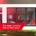 ALUK F82 Luminia Bifold Door