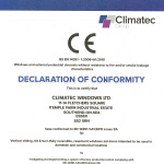 CE Declaration of Conformity