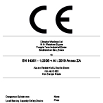 DOP Label - CLI ALI D 002