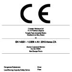 DOP Label - CLI ALI W 001