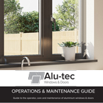 Operation & Maintenance Guide for Alu-tec