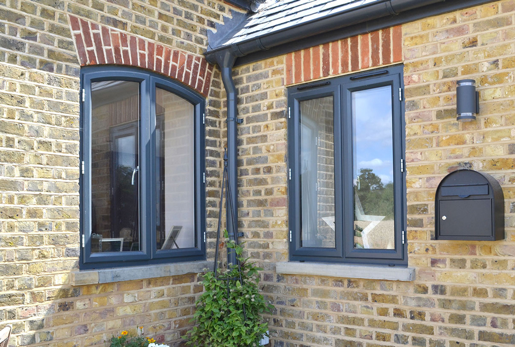 Aluminium Casement and Shaped Windows
