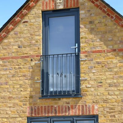Aluminium Balcony Door