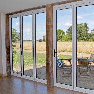 Alu-tec Bi-fold doors