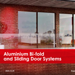 Aluminium bifold and sliding door brochure