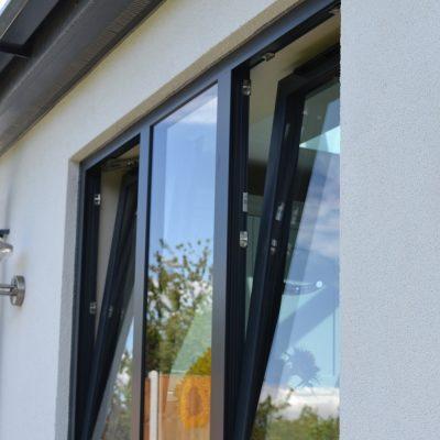 Aluminium Tilt & Turn Window