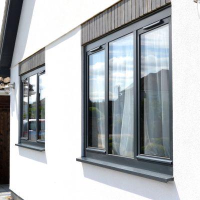 Tilt & Turn Windows - Aluminium